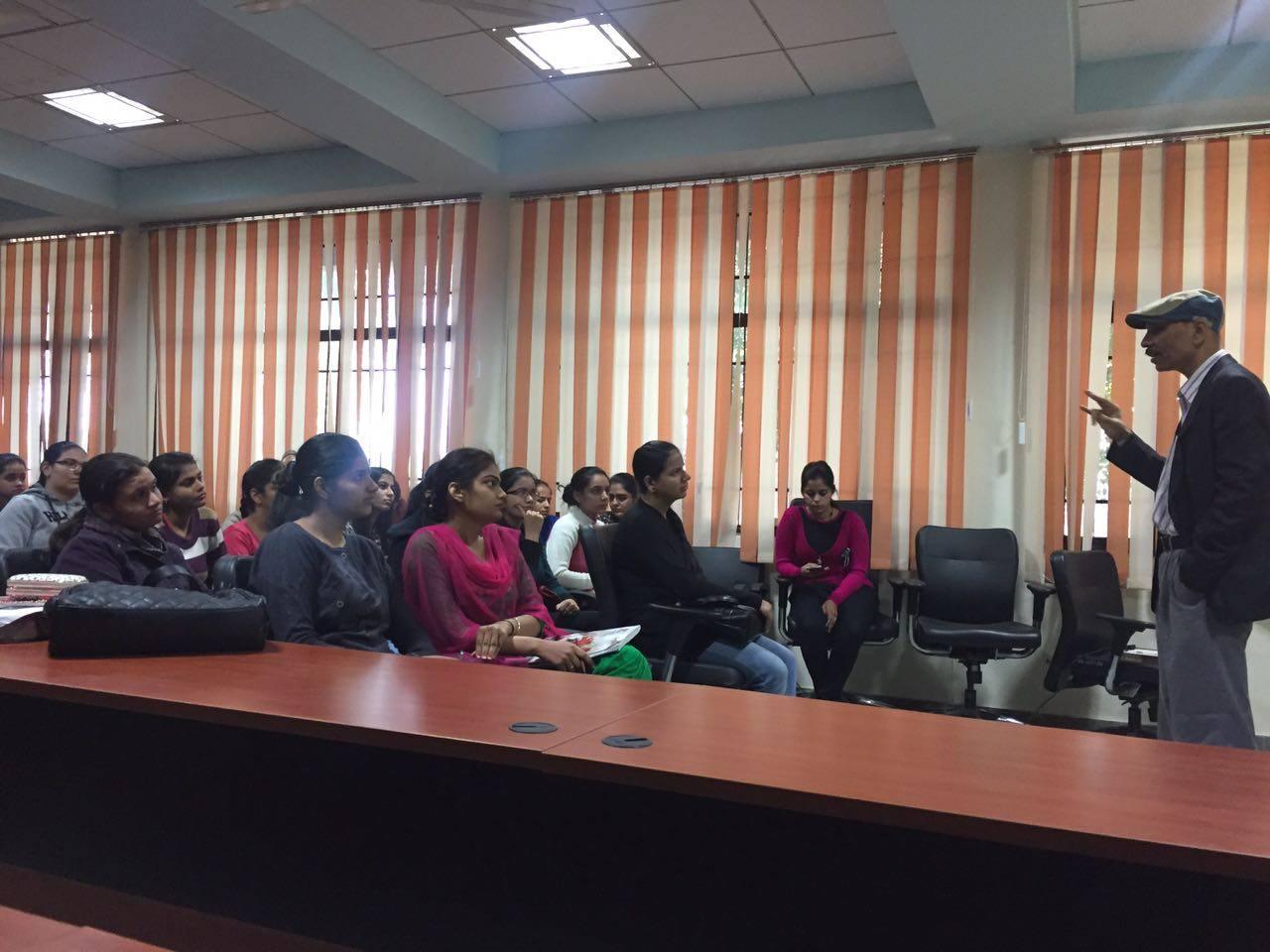GCG 42 chandigarh Guest Faculty Expert Speaker