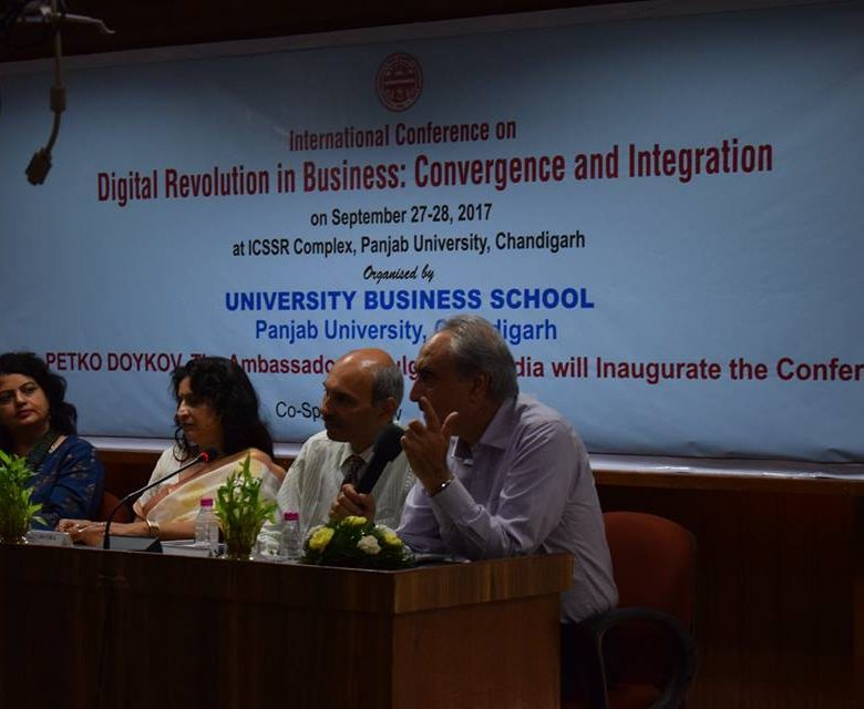 International Conference on Digital Revolution in Business: Convergence and Integration