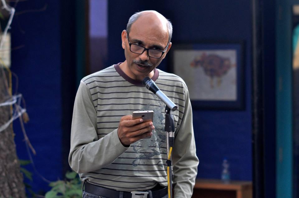 Vineet Raj Kapoor Poetry at Coveda shayari nazm