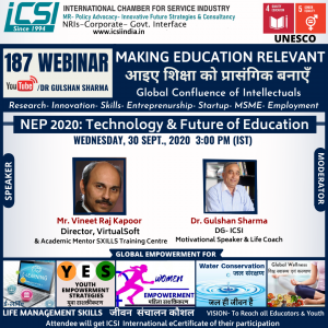 ICSI-1-NEP 2020 Technology and Future of Education