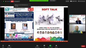International Chambers of Service Industry webinar by Vineet Raj Kapoor New Education Policy - Making Education Relevant III