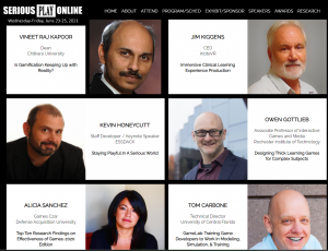 Is Gamification keeping up with Reality? (Corporate/ Non Profit) Vineet Raj Kapoor Workshop at Serious Play Conference, Orlando, USA Date: 6:30 p.m. - 7:15 p.m. 25 June 2021 GMT+5:30