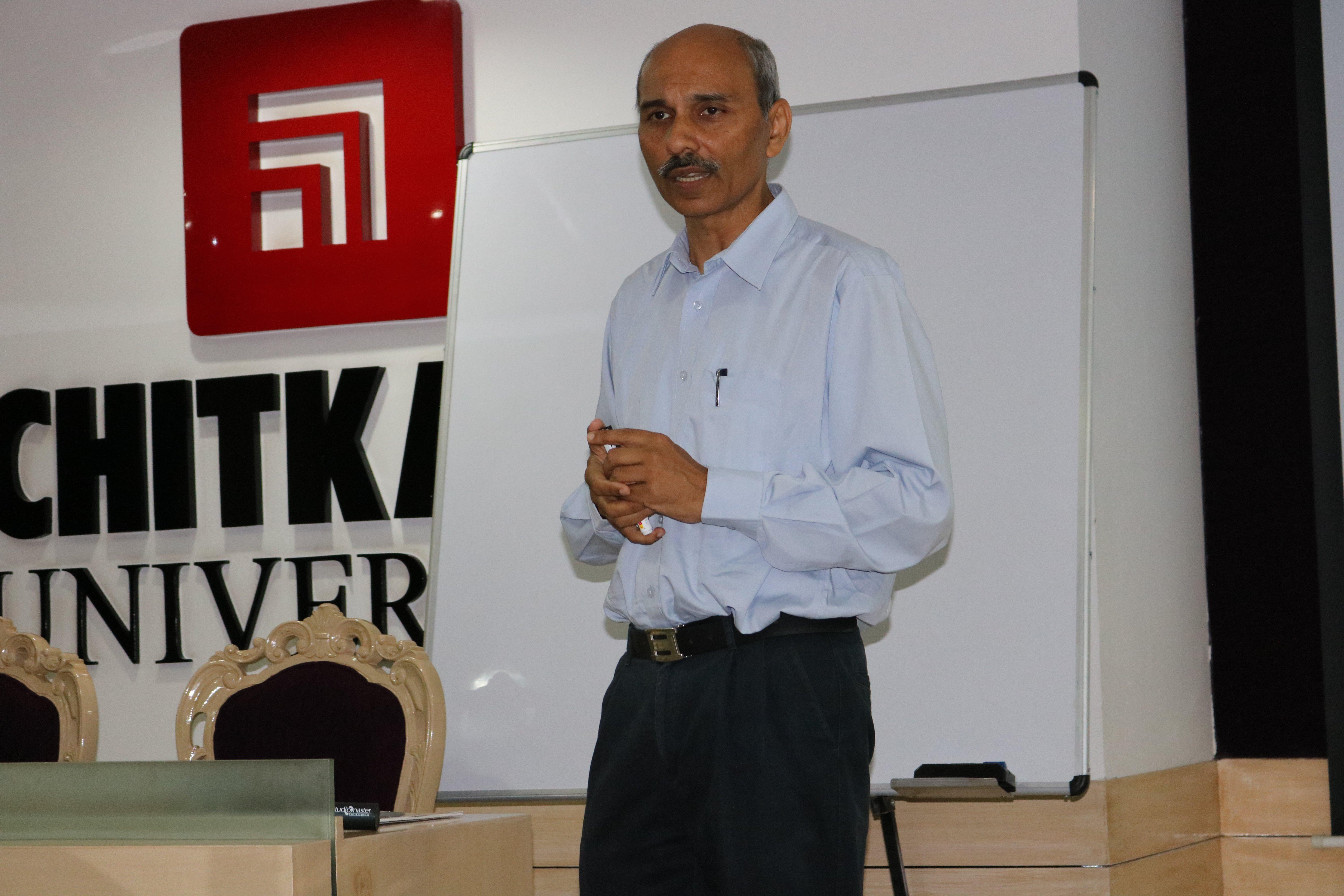 Speaker at Game Design Seminar